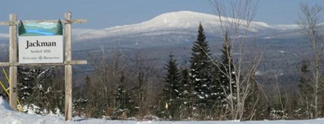 Jackman Maine Hunting ATV Trails Maine Cabin Vacation