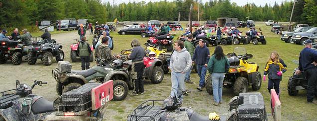 Maine Atv Trails Jackman Atv Moose River Valley