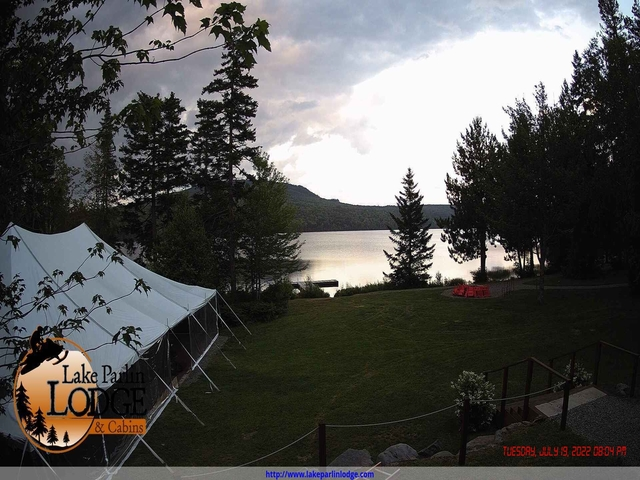 Webcam Lake Parlin